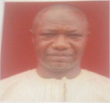 Mr. Adepoju Oloyede
